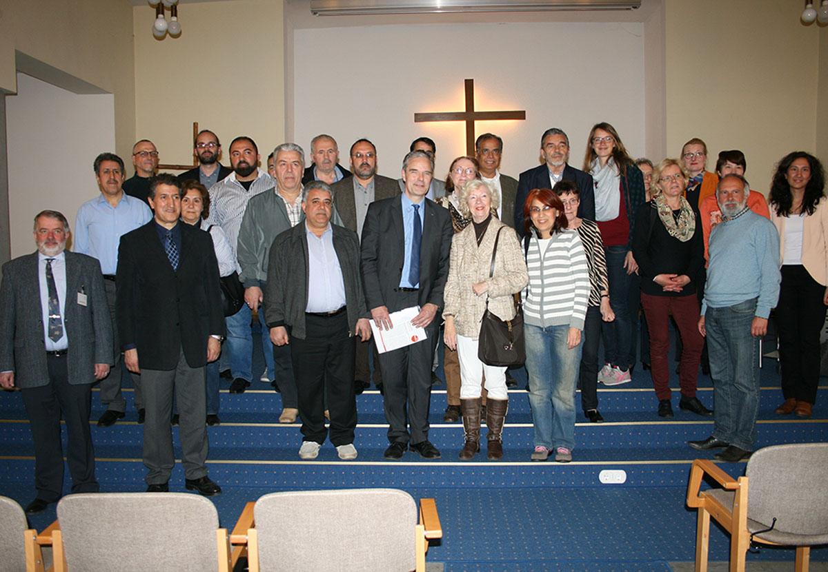 Interreligiöser Dialog – Reinickendorf Ost